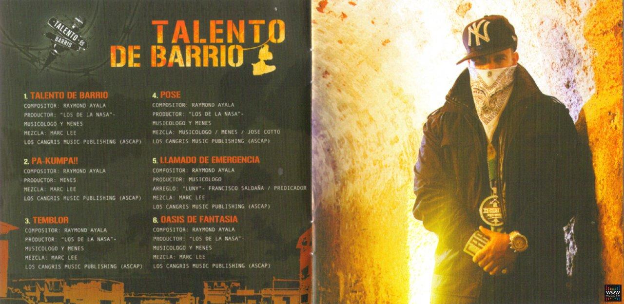 Daddy Yankee Talento De Barrio Inside01 Gallery Daddy Yankee Wowmusic Fm Musica Latina