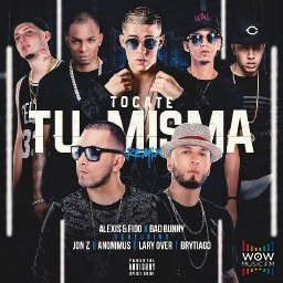 Tocate Tu Misma (Official Remix)  Ft. Bad Bunny, Lary Over, Brytiago, Anonimus Y Jon Z