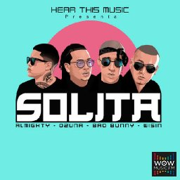 Solita (feat. Bad Bunny, Wisin & Almighty)