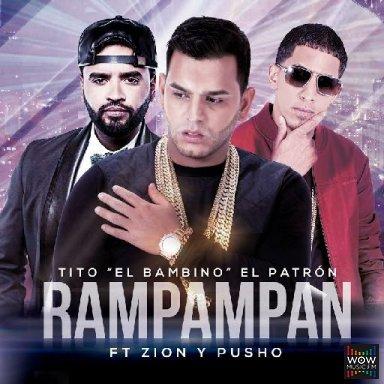 RamPamPam Feat. Zion, Pusho